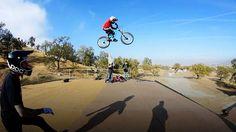 10 Year Old Jackson Goldstone Jumps The Mega Ramp