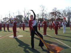 #SHU #band #colorguard #arts #Edgerton