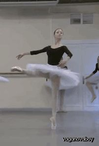 I can do this I saw it on vaganova academy on a video and I started to try it and I think I got it good
