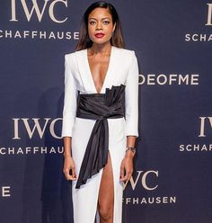 @naomieharris soars thigh high on our best dressed list today in this @alexandrevauthier gown #insideinstyle #LookOfTheDay  via INSTYLE UK MAGAZINE OFFICIAL INSTAGRAM - Fashion Campaigns  Haute Couture  Advertising  Editorial Photography  Magazine Cover Designs  Supermodels  Runway Models