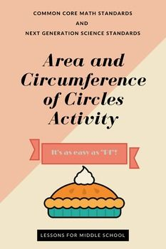 This lesson and accompanying hands-on activity teaches students to measure and calculate the area and circumference of a circle.  Students will work independently or with partners to measure the radius and diameter of a set of circles and then they must calculate the correct area and circumference.