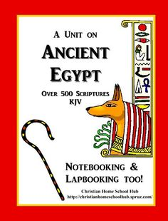 CHSH - Ancient Egypt Teaching Resources and Downloads