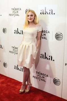 At the 2015 Tribeca Film Festival Premiere of Fanny on April 17, 2015.