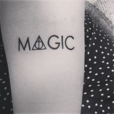 42 Insanely Magical Harry Potter Tattoos. I like the always, & expecto petronun.
