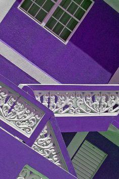 Purple by Richard Lawry