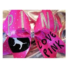 Cute vs pink hairbow