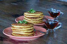 http://oliveoilandlemons.com/vegan-pancakes-not-oil-no-eggs-no-dairy-no-sugar/