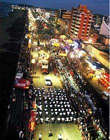 Coatzacoalcos.- Carnaval