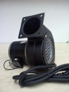 R7-RB3, Nordica Wood stove Blower-UE383, 1/50 h.p., 115v, .8 amp