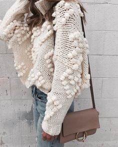 fall chunky knits // sweater style // everyday neutrals