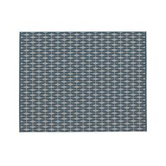 kitchen rug // Aldo Blue Indoor-Outdoor 8'x10' Rug   Crate and Barrel
