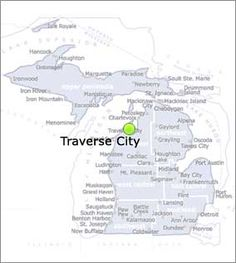 Traverse City page on michigan.org