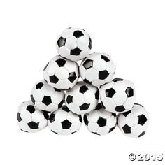 Get your party Bouncy with our Soccer Ball Bouncy Balls! Theses cheap toys for kids are perfect party favors when you add them to treat bags along with candy . Soccer Birthday Parties, Soccer Party, 10th Birthday, Birthday Ideas, Cheap Toys For Kids, Soccer Banquet, Operation Christmas Child Boxes, Senior Night Gifts, Soccer Gifts