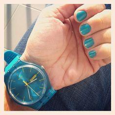 Amo mi reloj!