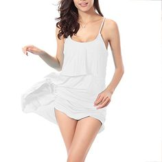 TopTie Layered Swimwear Cover-up Dress, Braces Beach Dress WHITE-L TopTie http://www.amazon.com/dp/B00QRKPSTA/ref=cm_sw_r_pi_dp_cJ8Uub1FDVTRT