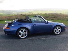 Porsche in Yorkshire