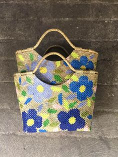 Bask in the beauty of our nature designs for bags. Aba, Fair Trade, Philippines, Straw Bag, Reusable Tote Bags, Nature, Handmade, How To Wear, Wedding