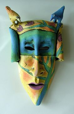 Ceramic sculpture . Bronze sculpture. Inna Olshansky . Art . Israel