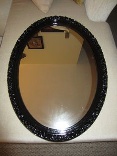 Mirror I repainted
