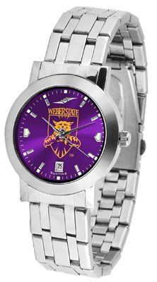Weber State University Wildcats Dynasty Anochrome - Men's - Men's College Watches by Sports Memorabilia. $79.15. Makes a Great Gift!. Weber State University Wildcats Dynasty Anochrome - Men's