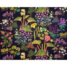 Rhubarb green/black   Fabrics   Textiles & Rugs   Shop   Skandium