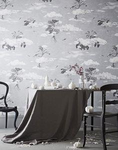 Sian Zeng Autumn Cloud Forest Wallpaper