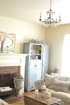 Faded Charm: ~Fall Home Tour~
