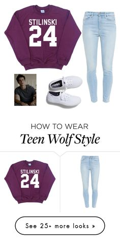 """""""24"""" by jaimeeaudrey on Polyvore featuring Paige Denim, Keds and Bebe"""
