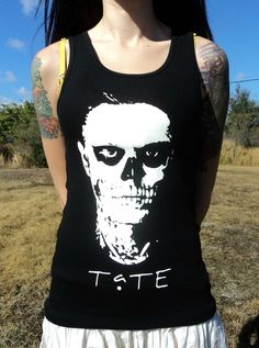 Tate Langdon Tanktop i want this why don't i have this :(