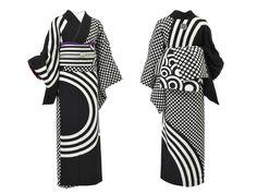 Black Kimono - Takahashi Hiroko S/S 08