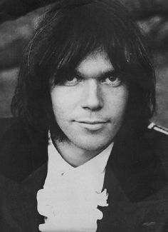 neil young // by tom o'neal
