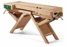 電子木工: [30]自製鋸台-工作桌改造中