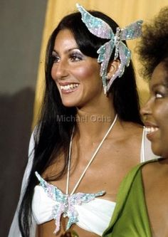 Cher...Luv the butterfly