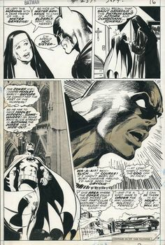 A favorite page done by Neal Adams