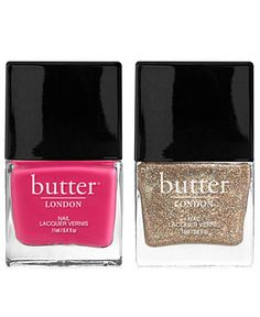 butter LONDON Lucy in the Sky & Primrose Hill Picnic Lacquer Duo - A Macy's Exclusive - Beauty