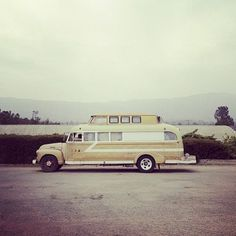 camper bus  #PembertonFest// pembertonmusicfestival.com