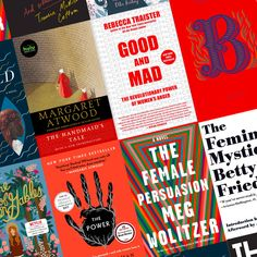10 Essential Feminist Books Every Woman Should Read — Brit + Co Best Feminist Books, Feminist Icons, Second Wave Feminism, Personality Chart, Female Furies, The Book Thief, Training And Development, Wit And Wisdom