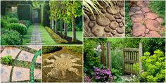 Bring planting to life by paying close attention to the defining features of your garden