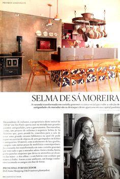 Revista Casa Vogue | Janeiro 2016  // Shop Online www.lurca.com.br/ #azulejos #azulejosdecorados #revestimentos #arquitetura #interiores #decor #design #sala #reforma #decoracao #geometria #casa #ceramica #architecture #decoration #decorate #style #home #homedecor #tiles #ceramictiles #homemade #casavogue #voguebrasil