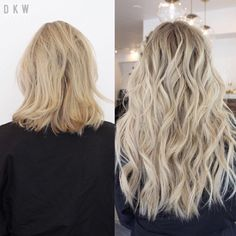 Danielle K. White - DKW Styling and Creator of Natural Beaded Rows™ - - Blonde Hair Extensions Before And After, Weft Hair Extensions, Hair Beads, Light Hair, Dream Hair, Blonde Balayage, Hair Inspo, Hair Makeup, Long Hair Styles
