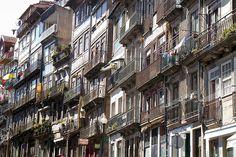 Varandas no Porto - Balconies in Porto... Set/2006 | Flickr - Photo Sharing! Porto, Portugal by Joao Oliveira