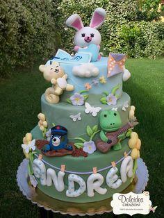 Torta Mofy - Mofy cake