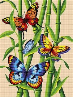 Butterfly Drawing, Butterfly Painting, Butterfly Wallpaper, Art Sketches, Art Drawings, Art Painting Gallery, Butterfly Pictures, Color Pencil Art, Diy Canvas Art