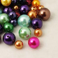 Plastic Beads Are Simple but Elegant | PandaHall Beads Jewelry Blog
