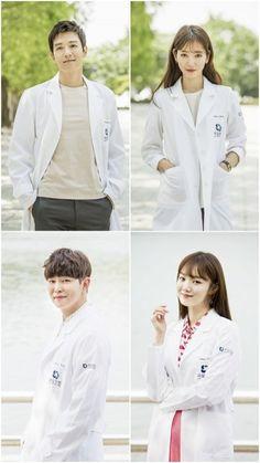 Kim Rae-won, Park Shin-hye become doctors | Koogle TV