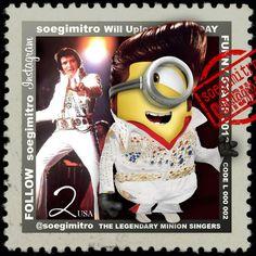 Minion Elvis Presley http://multicitytoys.com