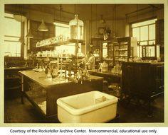 rockafeller laboratory