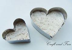 Riciclo Creativo - Craft and Fun: Riciclo Creativo Carta : San Valentino Idee Regalo per Lei e Lui