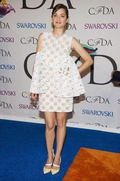 Marion Cotillard | All The Looks From The CFDA Awards