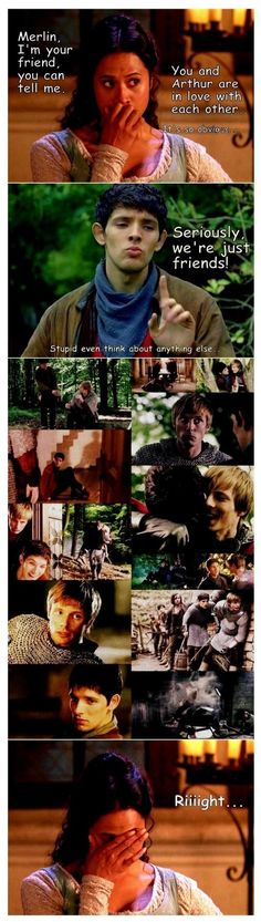 merthur fanart | in which gwen represents us merthur shippers by freyasaivareinen fan ...